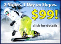 Sray and Ski Specials on Beech Mountain