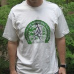 Get T-shirts at the Mountains to Sea Trail Shop
