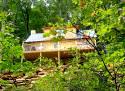 Log Cabin vacation rental near Hendersonville