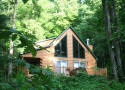 beautiful chalet near trout stream