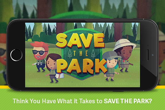 download Save the Park Video Game FREE