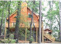 modern cabin rental near the Great Smoky Mountains National Park