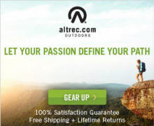 Altrec Outdoors - Let your passion define your pat
